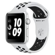 Apple Watch Nike+ GPS 42mm Silver Alu Case/ Black Band