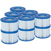 Bestway Filter Cartridge VI for Miami, Vegas, Monaco Lay-Z-Spa