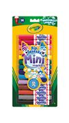 Crayola Pip-Squeaks Mini Washable Felt Tip Colouring Pens, Pack of 14