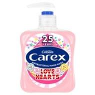 Carex Fun Edition Love Heart Liquid Soap 250ml