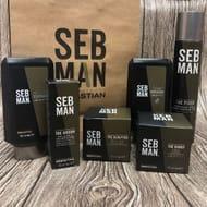 Win This Fabulous Styling Range from Seb Man!