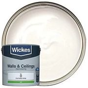 ALL Brands of 2.5 Litre Emulsion Paint Inc Dulux and Wickes 50%off at Wickes
