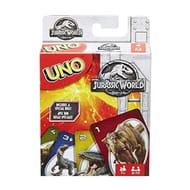Uno Jurassic World Card Game