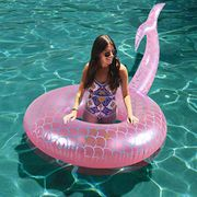 110cm Inflatable Mermaid 70% + Free Delivery