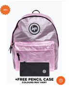 Hype Peach Backpack - Save £15