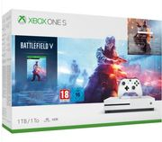 Xbox One S 1TB Battlefield v Deluxe Edition Only £199.85