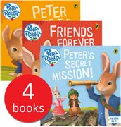 Peter Rabbit Collection - 4 Books