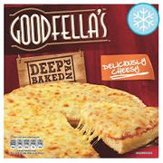 Goodfella's Cheese/Pepperoni Deep Pan Baked Pizza