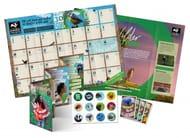 Free Wildlife Activity Pack