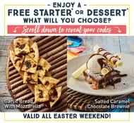 Your Free Dessert