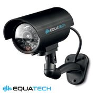 Household Appliancessubcat Equatech Dummy CCTV Camera