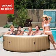 *SAVE £100* Intex PureSpa 4 Person Bubble Massage Set