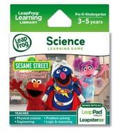 LeapFrog Science Learning Game - Sesame Street