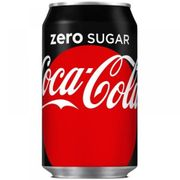 SUNDAY SPECIAL Coca Cola Zero 330ml