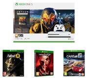Xbox One S, Anthem, Project Cars 2, Tekken 7 & Fallout 76 Bundle - 15% Off