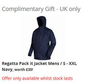 Steam Railway Magazine Subscription Full Cost + Free Regatta Pack It Jacket Mens