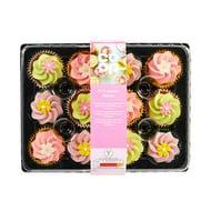 Co-Op 12 Spring Cupcake Platter