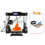 Upgraded Anet A8 High Precision 3D Printer Kits with 10 Meters Filament