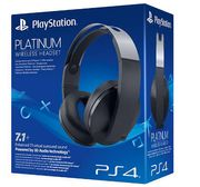 Sony PlayStation Wireless Platinum Headset Only £89