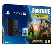 PS4 PRO 1TB with FORTNITE ROYALE BOMBER OUTFIT & 500 V-BUCKS Only £324.99