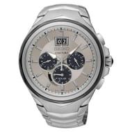 Seiko Coutura Men's Steel Bracelet Chronograph Watch