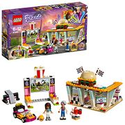 LEGO 41349 Friends Heartlake Drifting Diner Playset, Andrea and Dottie Mini