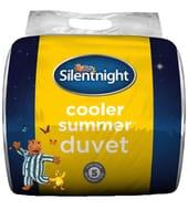 JUST £10! Silentnight Cooler Summer Duvet - 4.5 Tog - Single **4.7 STARS**