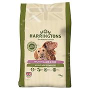 SAVE £6. Harrington's Dog Food Complete Lamb and Rice Dry Mix, 15 Kg