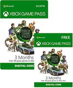 Xbox 3 Months Game Pass + 3 Months Free!!