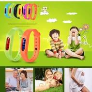 Anti Mosquito Repellent Silicone Bracelet
