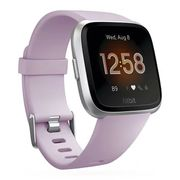 Fitbit Versa Lite Lilac Fitness Band Activity Tracker
