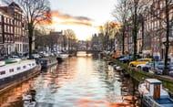 Amsterdam: 4* City Break to Award Winning Hotel Incl Flights w/Kids Stay FREE