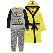 Minions Yellow Nightwear Set - 5-6 Years - 63% Off