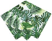 Talking Tables Tropical Fiesta Palm Cocktail Napkin, 20PK