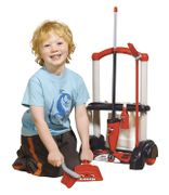 Casdon 630 Henry Cleaning Trolley (Red) - 18% Off