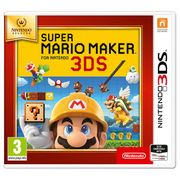 Nintendo 3DS Super Mario Maker £13.99 at Argos (FREE C&C or £3.95 Delivery)