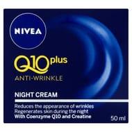 NIVEA Q10 plus Anti-Wrinkle Night Cream