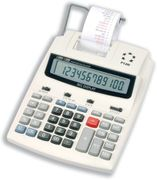 5 Star Calculator Desktop Printing VFD 12 Digit