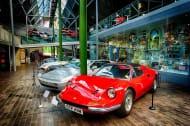 Family Ticket to Beaulieu Motor Museum, Palace House & Gardens
