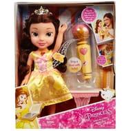 Disney Princess Sing-a-Long Belle Doll