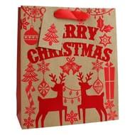The Spirit of Christmas Craft Bag