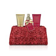 Baylis & Harding Midnight Fig and Pomegranate Sequin Evening Clutch Bag Gift Set