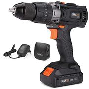 Cordless 18V Electric Drill with Hammer Function