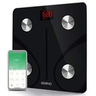 RENPHO Bluetooth Body Fat Scale,Digital Body Weight Bathroom Scales