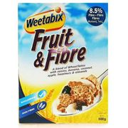 WEETABIX FRUIT and FIBRE 500g