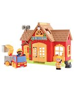 Happyland Fire Station at Early Learning Centre Only £24