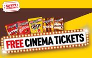 Free Cinema Tickets with Sweet Sundays