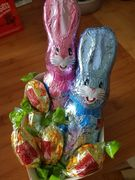 Large Chocolate Bunny Only 39p in Lidl