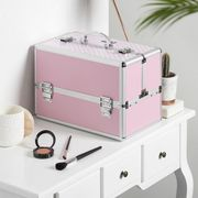 Large Pink Makeup Case at Beautify Only £14.99
