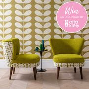 Win an Orly Kiely Una Chair